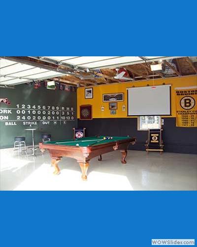 Interior Garage